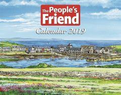 The People's Friend Calendar 2019