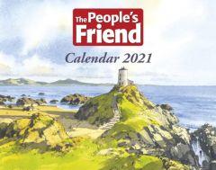 The People's Friend Calendar 2021