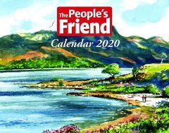 The People's Friend Calendar 2020