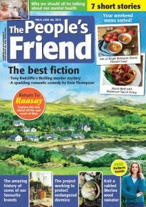 The People's Friend Subscription