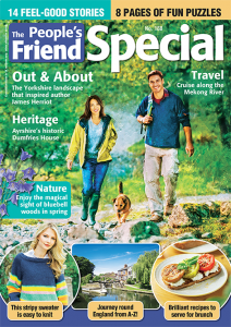 The People's Friend Special Magazine Subscription
