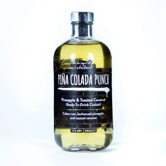 Pina Colada Punch Cocktail