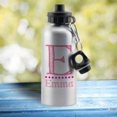 Pink Name Drinks Bottle