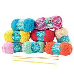 800g Pixi Yarn Kit