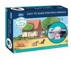 RSPCA Pom Pom Animals