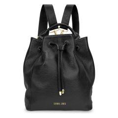 Black Primrose Hill Bucket Bag