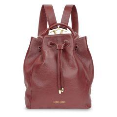 Red Primrose Hill Bucket Bag