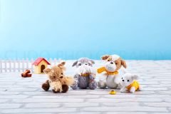 Puppy Pals Pattern
