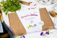 Proseccolicious Prosecco Botanical  Cocktail & Garden Kit
