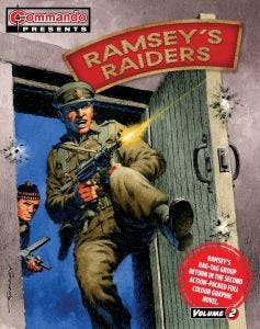 Ramsey's Raiders Vol. 2