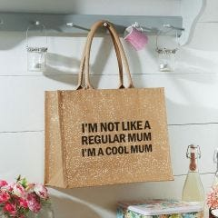 Cool Mum Jute Bag