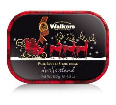 Walkers Reindeer Mini Tin
