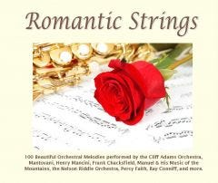 Romantic Strings 5-CD Set
