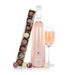 Rosé & Chocolates