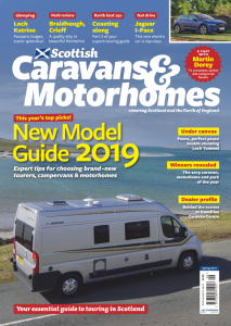 Scottish Caravans and Motorhomes Staff Subscription