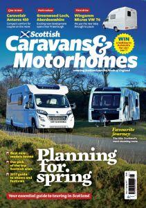 Scottish Caravans & Motorhomes-1 Year