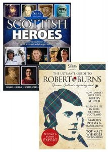 The Ultimate Guide To Robert Burns & Scottish Heroes Pack