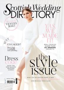 Scottish Wedding Maazine subscription