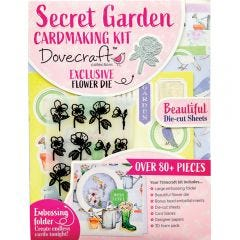 Secret Garden Card Kit