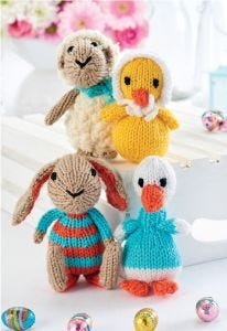 Shirley and Friends Patterns