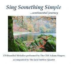 Sing Something Simple -Sentimental Journey