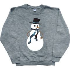 Snowman Jumper