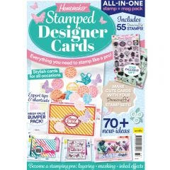 Stamped Designer Cards
