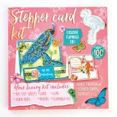 Tropical Stepper Card Kit