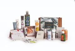 The Natural Beauty & Wellbeing Gift Box