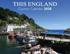 This England Country Calendar 2020