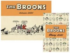 The Broons Diary & Calendar Pack 2020