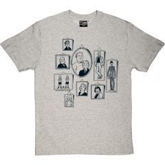 The Broons Portraits T-Shirt