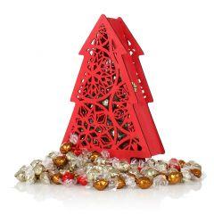 The Festive Chocolate Tree