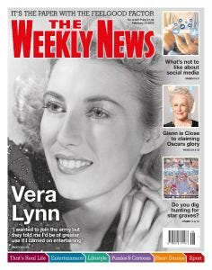 The Weekly News Subscription