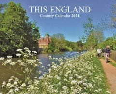 This England Country Calendar 2021