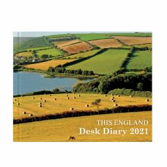 This England Desk Diary 2021