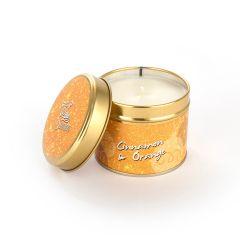 Cinnamon & Orange & Warm Gingerbread Candle Pack