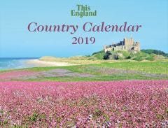 This England Country Calendar 2019