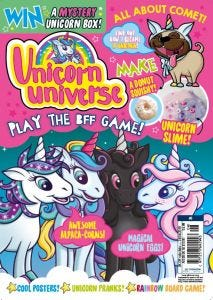 Unicorn Universe Magazine - Issue 6