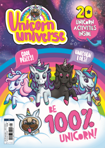 Unicorn Universe Magazine - Issue 1