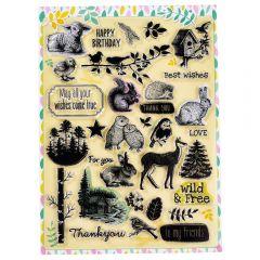 Yellow Stamp It Sheet
