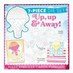 Up, Up & Away Die Set