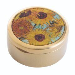 Van Gogh - Sunflowers Trinket Box