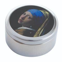 Vermeer - Girl with the Pearl Earring Trinket Box