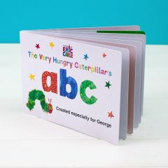 Personalised Hungry Caterpillar Board Books Dual Set
