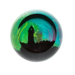 Caithness Glass Landmarks - Wallace Monument Paperweight
