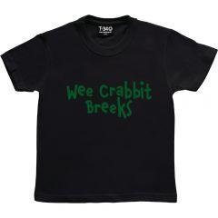 Wee Crabbit Breeks Kids T-Shirt