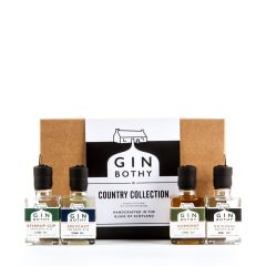 The Gin Bothy Country Gin Collection