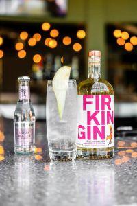 Firkin Gin White Wine Cask