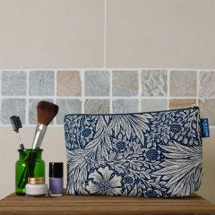 Marigold Indigo Toiletries Bag
